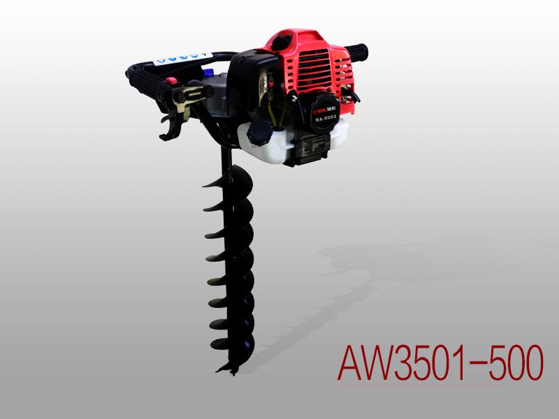 TB50蜗杆式种植机